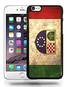 Bosnia and Herzegovina Vintage Flag Phone Case Cover Designs for iPhone 6 Plus wangjiang maoyi by lolosakes