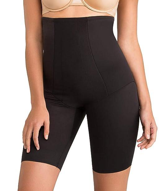 029c8c001ba7 Miraclesuit Shapewear Women's Extra Firm Shape with an Edge Hi-Waist Long  Leg Black MD
