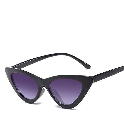 BiuTeFang Gafas de Sol Mujer Hombre Polarizadas Tendencia triángulo Marco Moda Mar Gafas de Sol Hombre