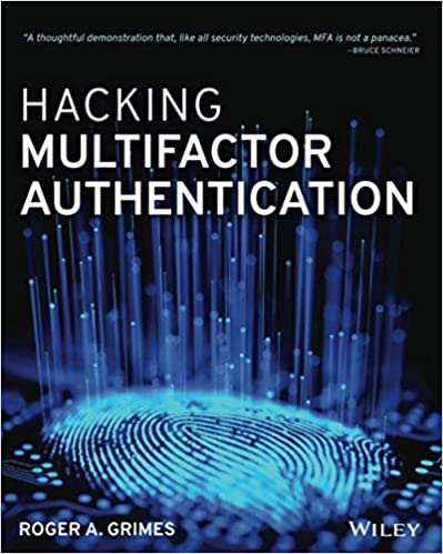 Book: Hacking Multifactor Authentication