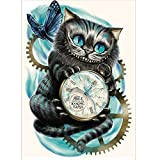 5D Diamond Painting by Number Kit DIY Crystal Rhinestone Cross Stitch Embroidery Arts