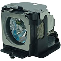 AuraBeam Eiki LC-XB40 Projector Replacement Lamp with Housing