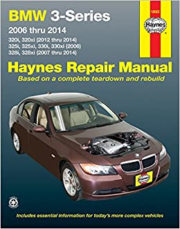 BMW Series Thru I Xi Thru I - Bmw 325i 2006 manual