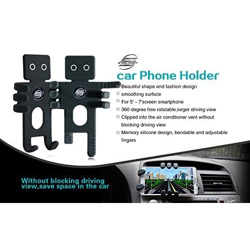 60%OFF Steelcraft Car Phone Holder Mount Universal Cell Silicon