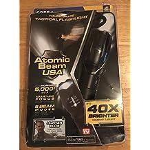 Atomic Beam USA Tough Grade Tactical Flashlight As Seen On Tv
