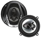5 1 4 speakers - BOSS Audio NX524 300 Watt (Per Pair), 5.25 Inch, Full Range, 4 Way Car Speakers (Sold in Pairs)
