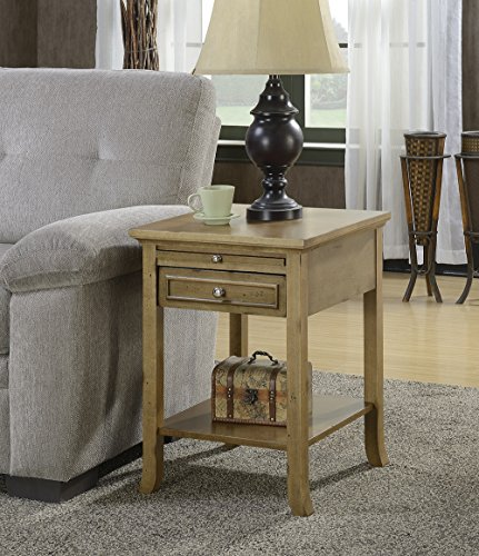 Convenience Concepts American Heritage Accent End Table, Ant