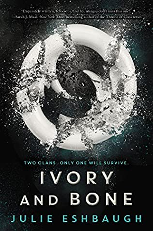book cover of Ivory and Bone