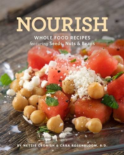 Nourish Whole Recipes Featuring Seeds product image