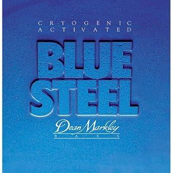 Amazon Com Dean Markley Blue Nps Steel Bass Guitar