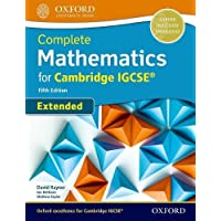 Complete mathematics extended for Cambridge IGCSE. Student's book. Per le Scuole superiori. Con espansione online