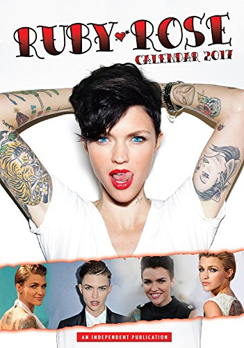 Ruby Rose Calendar - Calendars 2016 - 2017 Wall Calendars - Sexy Women Calendar - Poster Calendar - Celebrity Calendars by - Ruby Roses