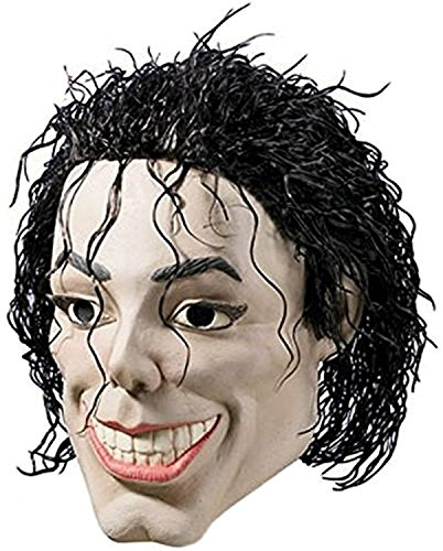 Michael Jackson Costume For Halloween (Rubies Plastic Man Michael Jackson, One)
