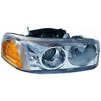 Amazon TYC 20 6860 00 GMC Driver Side Headlight Assembly