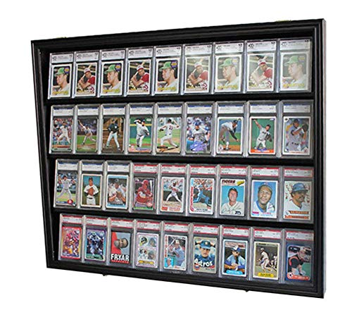 36 card display case - 6
