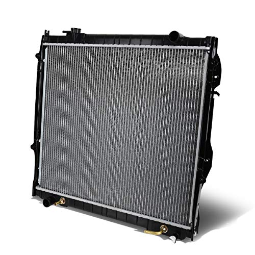 2004 Toyota Tacoma Radiator - For 95-04 Tacoma AT Lightweight OE Style Full Aluminum Core Radiator DPI 1755