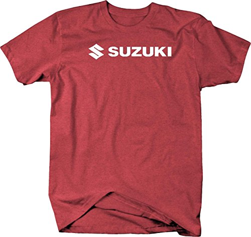 (Suzuki S Motorcycle Side by Side 4 Wheeler 4x4 Racing Mens T Shirt - Medium)