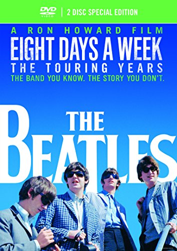 Eight Days A Week - The Touring Years (DVD Deluxe) by Capitol