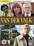 Van Der Valk - Series 1-5 - Complete [DVD] [1972]