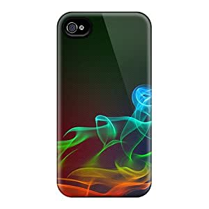 New Pixel Smoke Color Cases Covers, Anti-scratch RBQ49912qoUc Phone Cases For Iphone 6