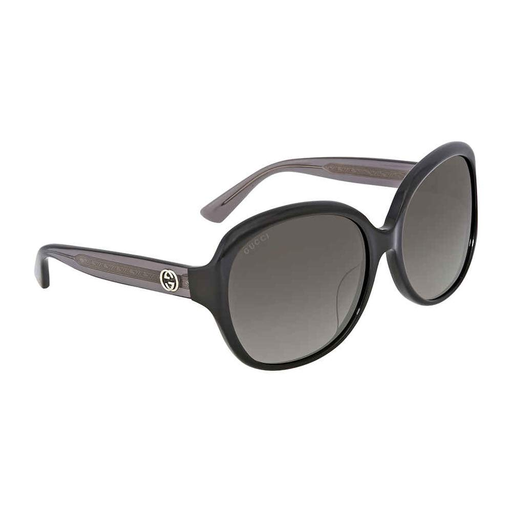 Gucci Womens Women's Gg0080sk 61Mm Sunglasses by Gucci