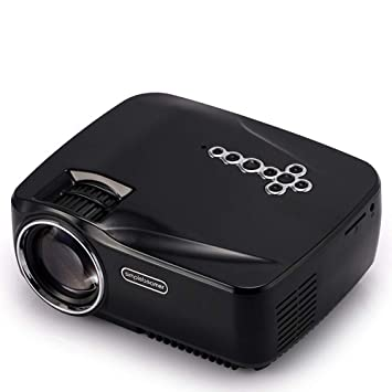 Fayoo Video Projectors GP70 Proyector HD Ordenador Entrada ...