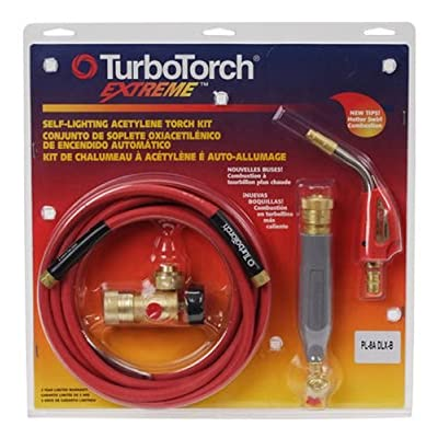 Turbotorch, 0386-0835, Brazing And Soldering Kit: Industrial & Scientific [5Bkhe1006836]