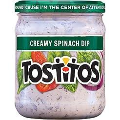 Tostitos Creamy Spinach Dip, 15 Ounce