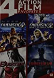 Fantastic Four / Fantastic Four Rise of the Silver Surfer / Daredevil / Elektra