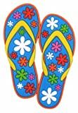 Flip Flops Fobbz Charm for Optari Sol Tote, Bags Central