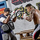 RDX Cowhide Leather Boxing Hook & Jab Pads MMA