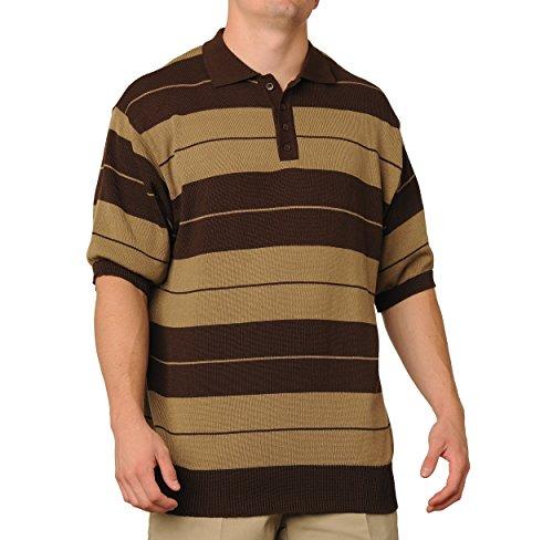 FB County Men's Charlie Brown Shirt X-Large Brown/Tan]()