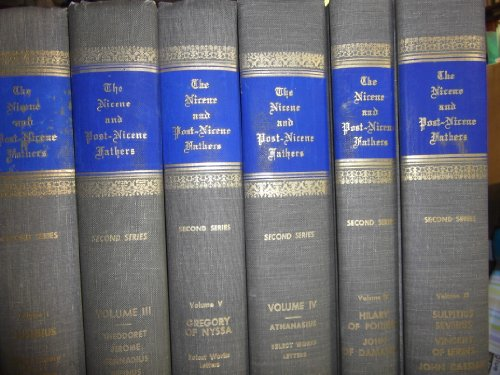 Nicene and Post-Nicene Fathers Series II: Vol. 10: Ambrose: Select Works and Letters