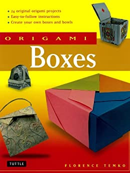 Origami Boxes: This Easy Origami Book Contains 25 Fun ... - photo#27