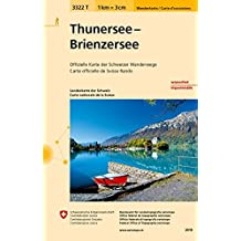 Thunersee - Brienzersee 3322T 2015: BUNW.3322T