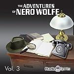 Adventures of Nero Wolfe Vol. 3 | Adventures of Nero Wolfe