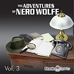 Adventures of Nero Wolfe Vol. 3