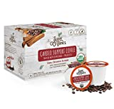 Super Organics Cardio Support Coffee Brew Cups With Superfoods & Probiotics | Keurig K-Cup Compatible | Cardiovascular Health | Medium Roast, USDA Certified Organic, Vegan & Fair Trade Coffee, 72ct
