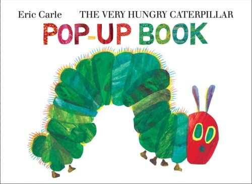 The Very Hungry Caterpillar Pop-Up Book: Carle, Eric, Carle, Eric:  9780399250392: Amazon.com: Books