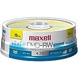 Maxell 635117 4.7Gb Dvd-RW Disc