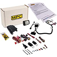 1-Button 2 Way Remote Start Kit That Is Compatible with Select Ford & Mazda Vehicles [2007 - 2013]. Kit Also Includes a T-Harness To Simplify Installation- Free US Tech Support
