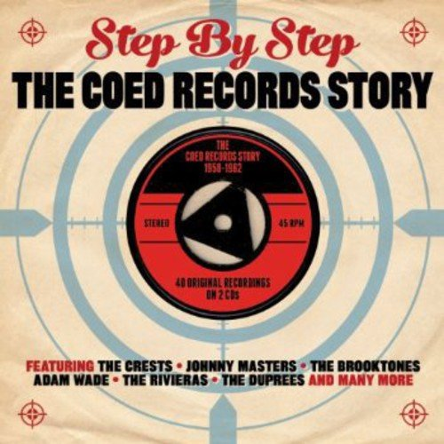 Step By Step: The Coed Records Story 1958-1962 - various