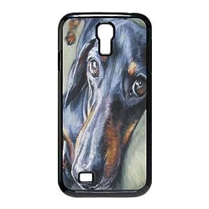 DIY High Quality Case for SamSung Galaxy S4 I9500, Cute Dog Dachshund Phone Case - HL-693008