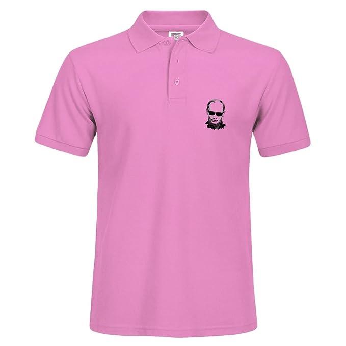 Presidente Putin varios estilo deporte camisa polo para hombre ...