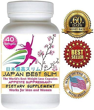 Amazon Com Japan Best Slimming Capsules 60 Days Money Back