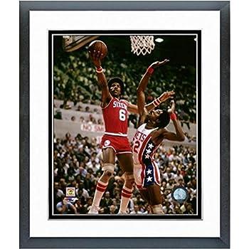 bd551102c67 Julius Erving (Dr. J) Philadelphia 76ers Action Photo (Size: 12.5