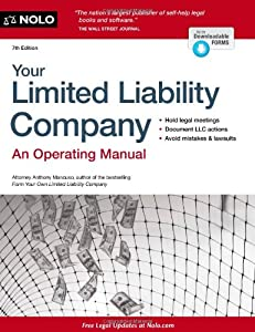 Your Limited Liability Company by NOLO