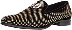 Studded Ornament Slip-on