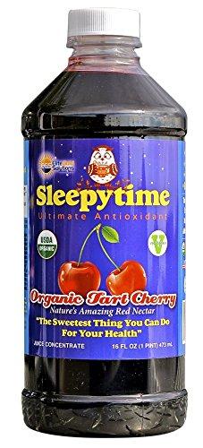 UPC 700161997231, #1 Montmorency Tart Cherry Juice Concentrate - 100% Pure Best Organic Tart Cherry Juice - Safe Natural Sleep Aid - 16 Oz.