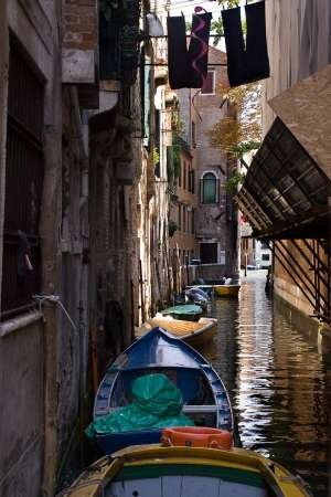 italy-venice-boats-in-canal-fine-art-print-on-fine-art-paper-print-only-no-frame-13-x-20-inch